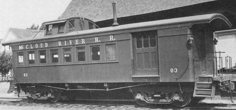 The O Amp W S Other Cabooses Early 8 Wheel Caboose Cars Of